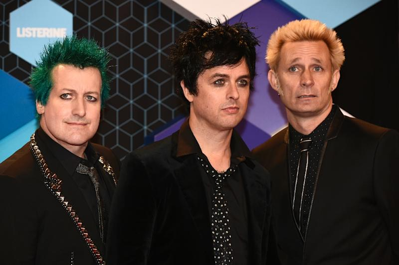 Watch Green Day's Trump-Trashing 'Troubled Times' Lyric Video