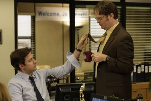 Exclusive Office Finale First Look: Has Jim Pulled Off His Greatest Dwight Prank Ever?