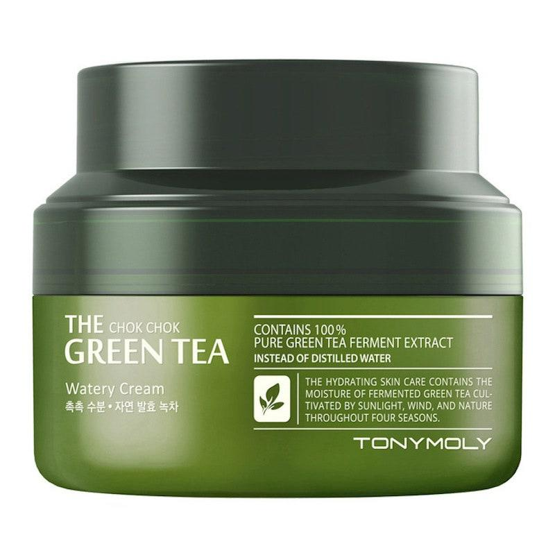 """<p>It's not just the non-heavy texture of this K-beauty gel-cream that makes it ideal for oily skin. It's also made with fermented green tea extract that forms a thin, hydration-locking layer that won't suffocate your pores thanks to lemon seed oil — an antibacterial and antifungal powerhouse. Skin feels soothed, not sticky.</p> <p><strong>$25</strong> (<a href=""""https://shop-links.co/1681644476807971188"""" rel=""""nofollow"""">Shop Now</a>)</p>"""