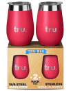 """<p><strong>Tru Blu Steel</strong></p><p>amazon.com</p><p><a href=""""https://www.amazon.com/dp/B078XGNK4V?tag=syn-yahoo-20&ascsubtag=%5Bartid%7C10055.g.29499968%5Bsrc%7Cyahoo-us"""" rel=""""nofollow noopener"""" target=""""_blank"""" data-ylk=""""slk:Shop Now"""" class=""""link rapid-noclick-resp"""">Shop Now</a></p><p>Whether you truly love nature and are headed for your next camping trip, or you simply dabble in the great outdoors (outdoorsy, in that you drink wine on porches), this inexpensive two-pack of insulated tumblers will surely get the party started.</p><p><strong>RELATED:</strong> <a href=""""https://www.goodhousekeeping.com/holidays/gift-ideas/g4708/wine-gifts/"""" rel=""""nofollow noopener"""" target=""""_blank"""" data-ylk=""""slk:40 Gifts for Wine Lovers That Go Beyond a Boring Bottle of Pinot"""" class=""""link rapid-noclick-resp"""">40 Gifts for Wine Lovers That Go Beyond a Boring Bottle of Pinot</a></p>"""