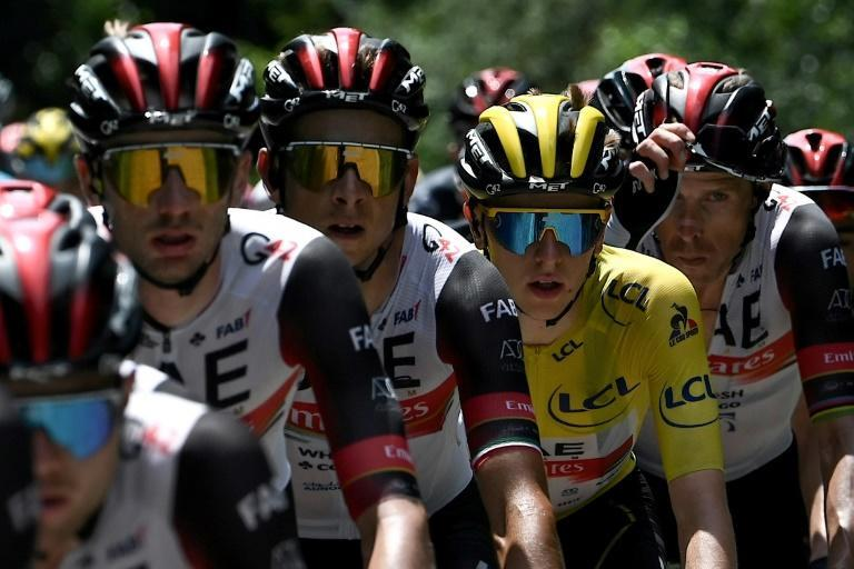 Tadej Pogacar says there are no short cuts in his Tour de France parade