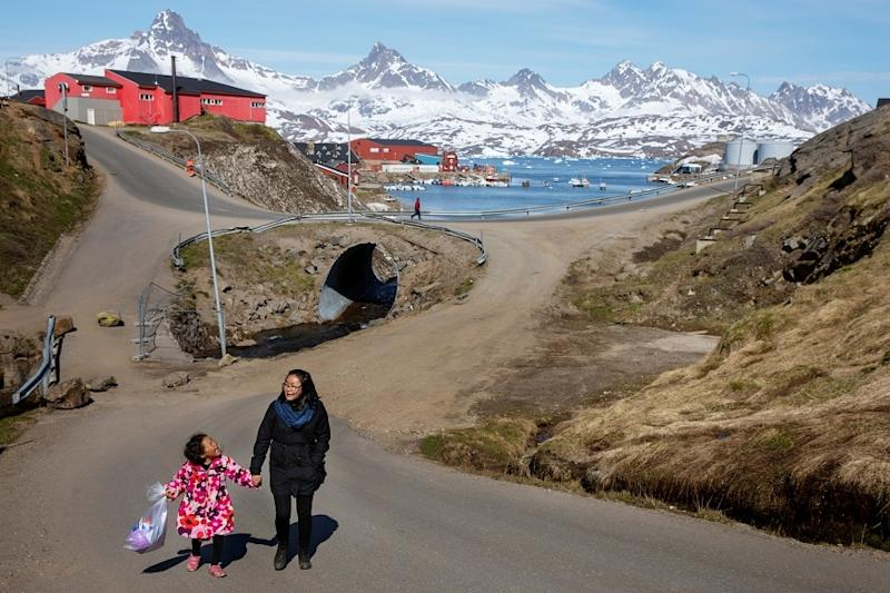 Greenland Says Ready to Take US Aid But Won't Accept Any Conditions