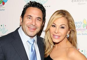 Paul Nassif and Adrienne Maloof | Photo Credits: Jesse Grant/WireImage
