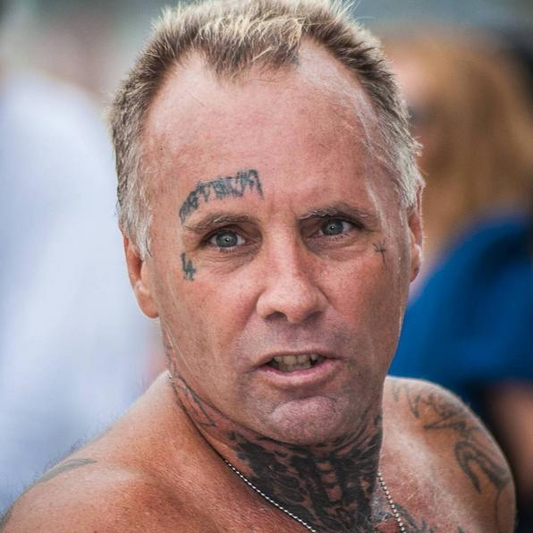 7fa6390d1 What Justin Bieber's Face Tattoo Will Look Like in 30 Years