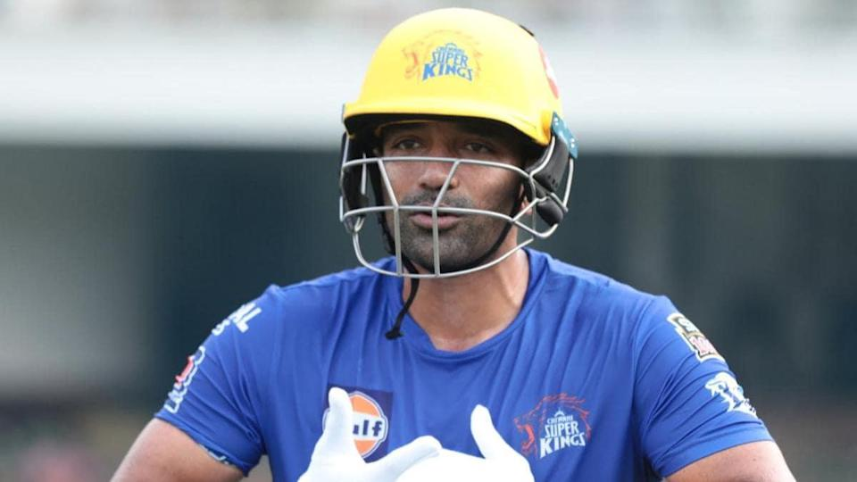 CSK's Robin Uthappa hoping to become 1st player to score 1,000 runs in an IPL season - Sports News