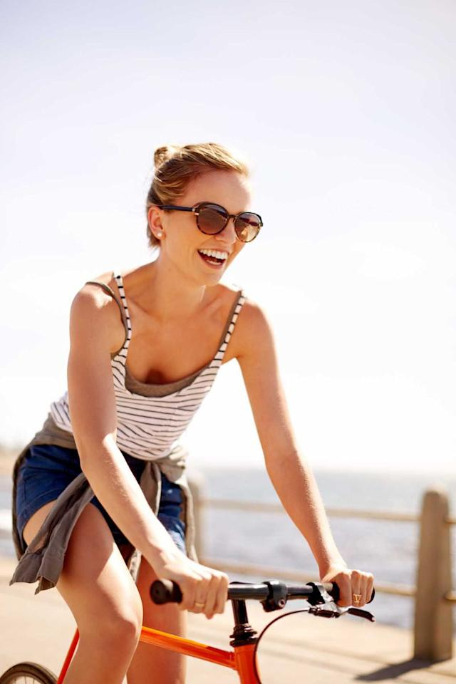 "<p>Get active on your day off and grab some friends for a group bike ride before all the eating and partying begins.</p><p><strong>RELATED: </strong><a rel=""nofollow"" href=""https://www.womansday.com/home/decorating/g2441/fourth-of-july-decorations/"">Festive 4th of July Decorations That'll Show Off Your Pride</a></p>"