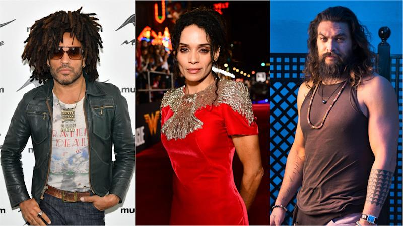 Lenny Kravitz My Ex Wife Lisa Bonet S New Husband Jason