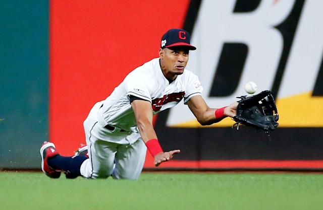 Here's why Cleveland Indians OF Oscar Mercado was third on my AL Rookie of the Year ballot
