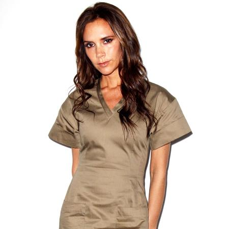Victoria Beckham: My clothes aren't sexy