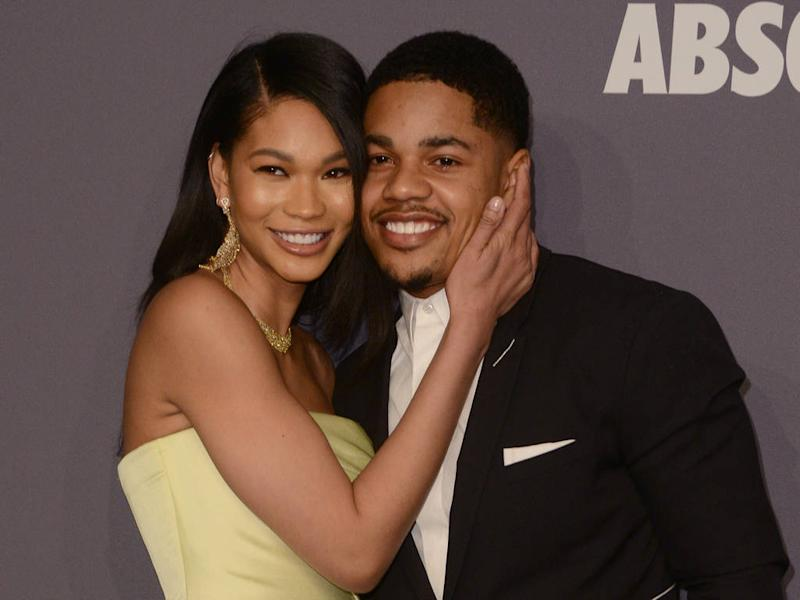 Chanel Iman expecting second child - report