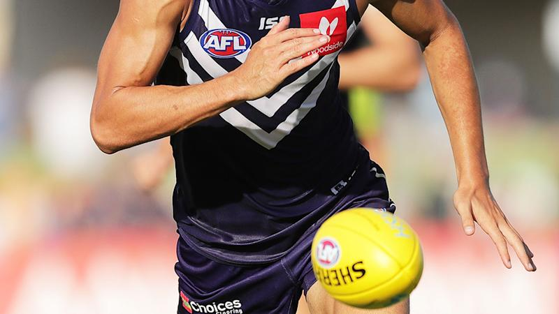 A Fremantle Dockers player has been tested and isolated amid the coronavirus threat.