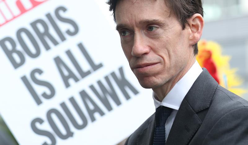 "Rory Stewart has pitted himself as ""The anti-Boris"" in the leadership contest (Picture: PA/Getty)"