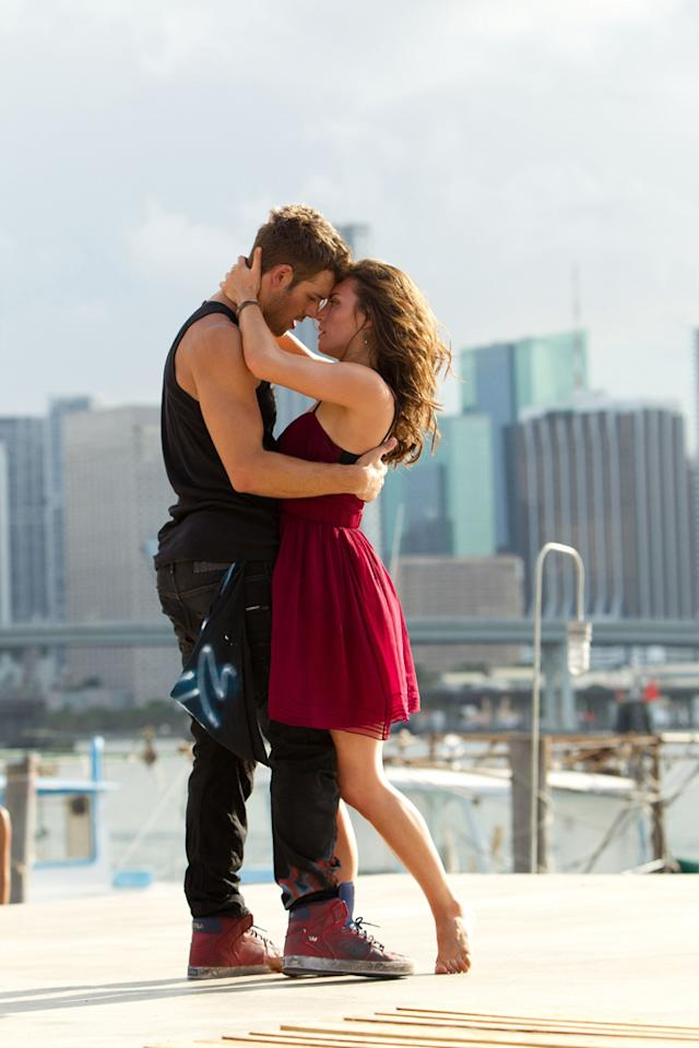 "Ryan Guzman and Kathryn McCormick in Summit Entertainment's ""Step Up Revolution"" - 2012"