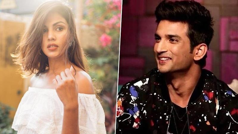 Sushant Singh Rajput Wants to Settle Down with Girlfriend Rhea Chakraborty but She Doesn't Want to Hurry?