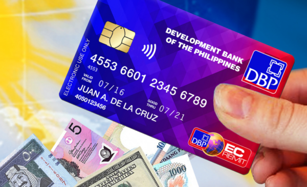 Savings Accounts with Low Maintaining Balance - DBP EC Card