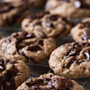 """<p>These vegan chocolate chip cookies are so moreish, even non-vegans will be coming back for a second serving!</p><p><strong><br>Recipe: <a href=""""https://www.goodhousekeeping.com/uk/food/recipes/a579273/vegan-chocolate-chip-cookies/"""" rel=""""nofollow noopener"""" target=""""_blank"""" data-ylk=""""slk:Vegan chocolate chip cookies"""" class=""""link rapid-noclick-resp"""">Vegan chocolate chip cookies</a></strong></p>"""