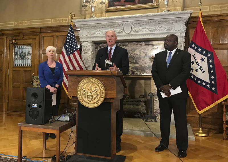 Arkansas drops 4,300 from Medicaid plan over new work rules