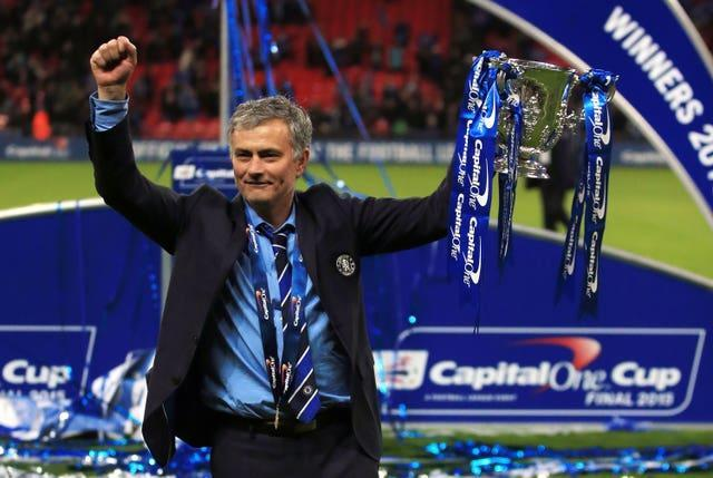 Mourinho brought plenty of silverware to Chelsea over two successful spells