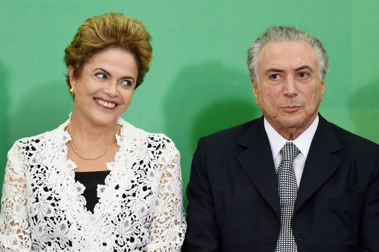 Dilma Rousseff was replaced by her conservative coalition partner Michel Temer in 2016 after she lost an impeachment vote