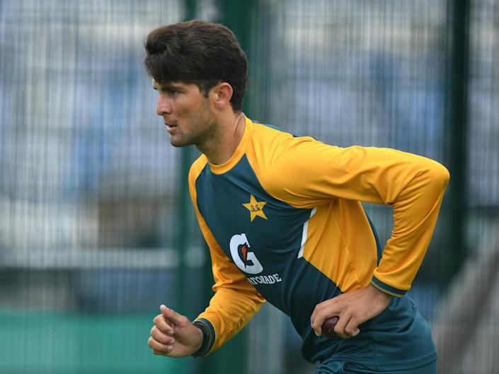 Shaheen Afridi leads Pakistan's pace attack against England: Getty Images