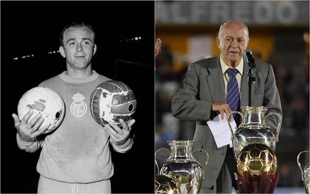 Alfredo Di Stéfano. | Foto: Getty