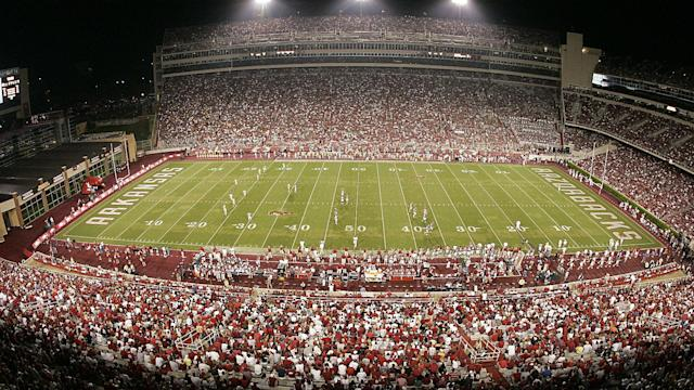 SB 724 prohibits concealed weapons from being inside Arkansas college stadiums, which has been a major concern for the Razorbacks.