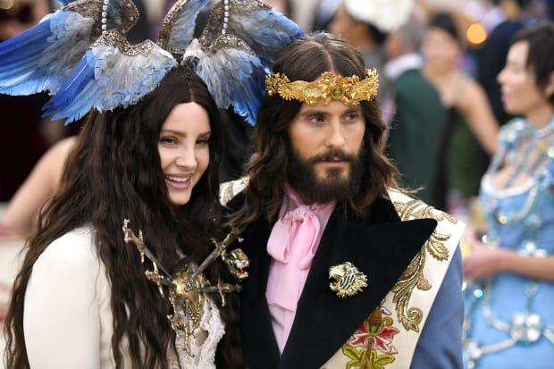 be99d1ff26400 Lana Del Rey and Jared Leto s Gucci Fragrance Campaign Is Here