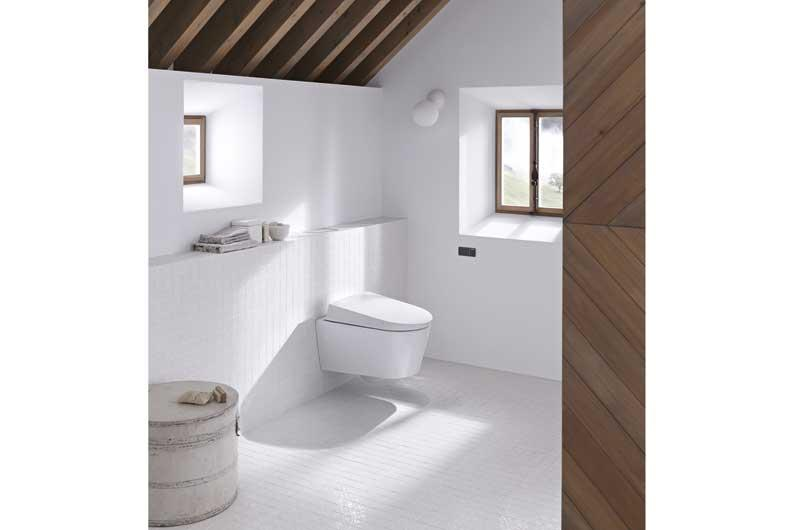 Geberit-AquaClean-Sela-with-Remote-Flush-Actuator-Type70