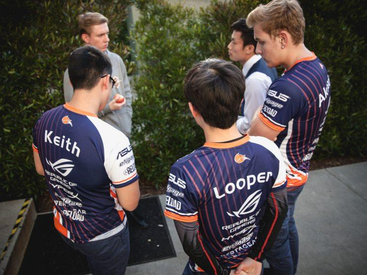 Echo Fox is a team many would argue would perform better with the removal region-locking (lolesports)