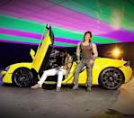 """<p>Guy Tang doesn't get all that much screen time in <em>Bling Empire</em>—mostly, he'll likely be remembered for trespassing with Kim Lee—but his Instagram certainly makes the case that he's lead character material. On his feed, alongside gems like this from behind the scenes of his music videos, fans will find plenty of posts about his haircare brand, #myidentity, and more organized chaos.</p><p><a href=""""https://www.instagram.com/p/CJzxG0RluYe/?utm_source=ig_embed&utm_campaign=loading"""" rel=""""nofollow noopener"""" target=""""_blank"""" data-ylk=""""slk:See the original post on Instagram"""" class=""""link rapid-noclick-resp"""">See the original post on Instagram</a></p>"""