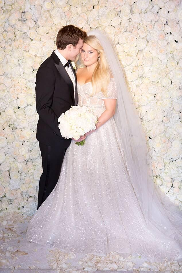 Meghan Trainor, Daryl Sabara, Wedding