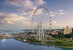 New York Wheel and Empire Outlets to Attract Millions to Staten Island