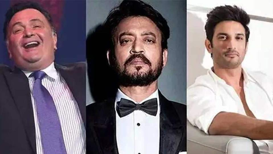 Film stars who bid adieu this year