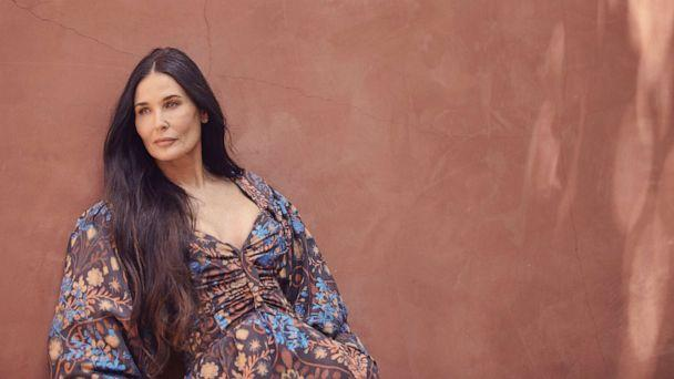 PHOTO: Actress Demi Moore in Beverly Hills, Calif., Aug. 20, 2019. (Ramona Rosales/The New York Times via Redux)