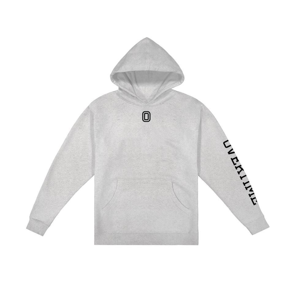 """<p>""""My boys are sports-obsessed and love Overtime's coverage of their favorite athletes. They've been begging for this <span>Overtime Kids OT Classic Hoodie</span> ($48) for a while now, so I'm planning to surprise them for their first day."""" - RG</p>"""