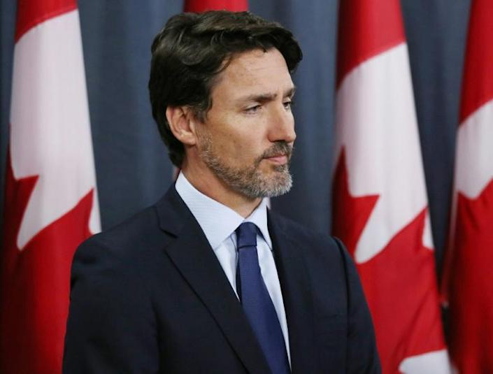 """Canadian Prime Minister Justin Trudeau said his government would ensure a """"thorough investigation"""" and that """"Canadians' questions are answered"""" (AFP Photo/Dave Chan)"""