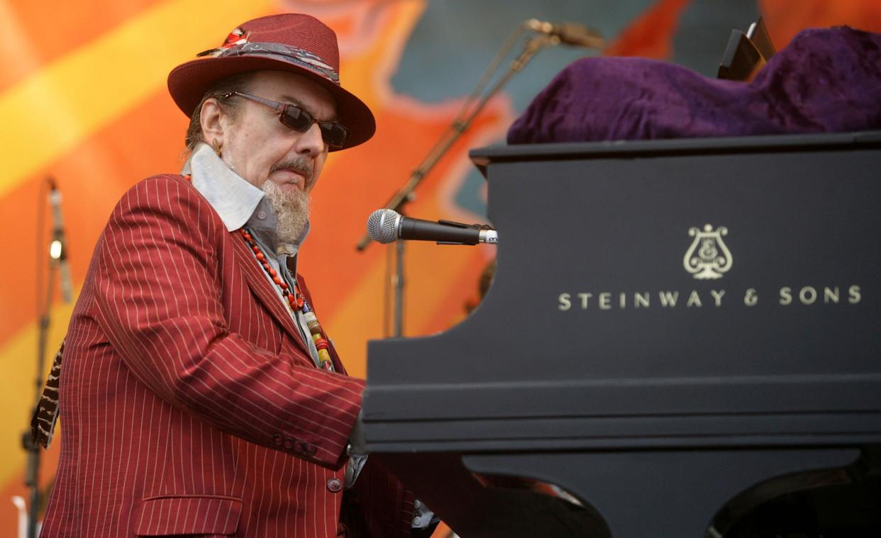 Dr. John, the New Orleans singer and piano player who blended black and white musical styles with a hoodoo-infused stage persona and gravelly bayou drawl, died on June 6, 2019. He was 77.