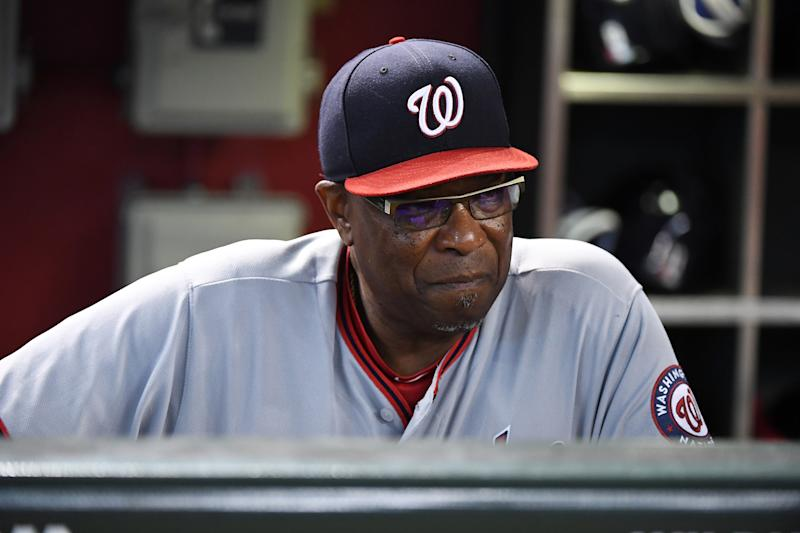 Nationals won't bring back Dusty Baker as manager after latest playoff failure