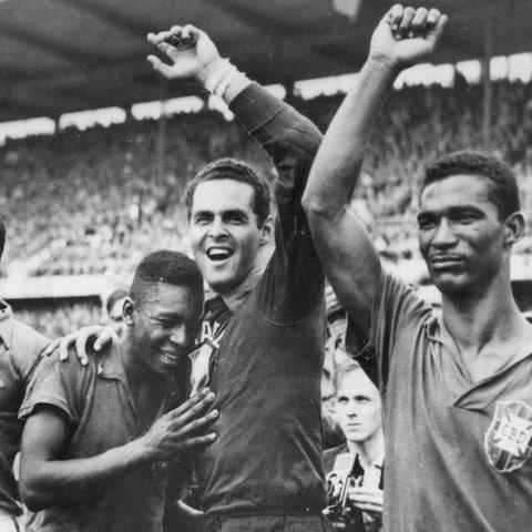 "England has a squalid tradition of treating its World Cup heroes shabbily: Sir Alf Ramsey's sacking in 1974 was announced in the most interminable and vapid Football Association statement imaginable and his pay-off and pension were derisory; Jack Charlton was denied the courtesy of a response when he applied for the manager's job in 1977; Bobby Moore, demonstrably floundering in his retirement attempts to forge a career that afforded him appropriate dignity, was surveyed with the most sulphurous of official stink eyes and the 'other Boys of 66', the 11 squad members who did not play in the final and the support staff, had to wait 43 years for medals and recognition. Little wonder, then, that the first English manager to take his side to the World Cup final, a placid, coaching evangelist with a third-place finish and a runner's-up spot at the game's greatest tournament, should also be the victim of dishonourable indifference in his native land. A country that does not treasure its own champions is hardly going to revere Sweden's even if he was born in the heart of the South Yorkshire coalfield and owed his education to Barnsley Grammar School, the Wesleyan Chapel, Football League and Army Physical Training Corps. Yet when George Raynor returned to his home in Skegness, the bracing North Sea resort town where generations of East Midlands industrial workers spent their 'Going-off' weeks, hoping for a crocodile of solicitous chairmen to cool their wingtips on the bungalow's front path after Sweden's 5-2 defeat by Brazil in the 1958 final, he was left swiftly and chasteningly disillusioned. Indeed the Skegness Standard found him at the end of July, 30 days after the Brazil game at the Rasunda, digging the back garden in his football boots and yellow and blue 'Sverige' tracksuit. His Saab, far more exotic than its owner in a world of Austin Cambridges, Morris Oxfords and legions of bus patrons, was parked outside. Once through the door, the reporter was obligingly given the grand tour of mementoes from Raynor's Olympic gold-medal winning campaign in 1948 and bronze from Helsinki four years later, the family silver given by grateful clubs, autographed plate from his players and the British and Swedish ornamental flags standing proud on the front window sill. He was 51-years old, this prophet without honour in his homeland. He spoke with optimism about his future prospects and justified pride about the methods and achievements that had made him a Knight of the Order of Vasa, an honour given to him by King Gustaf VI. Within a month he was managing Skegness Town in the Midland League and on the way to a storeman's job at Butlin's. When he is spoken about at all now it is as a category error, ""England's forgotten coach"" – implying common knowledge that has been eroded. In truth he was never widely known here, either as a player who had his best years with Bury, or as a coach with Coventry, or for his brief spells at Juventus and Lazio. In Sweden, however, he needs no proselytiser. In the national sports museum Raynor is not remote, parochial or obscure but one of the household gods. England's loss was their gain, though his 12-year journey with them to the World Cup final required help from illustrious wartime pals to prevent it ending before it had even begun. Raynor enjoyed his best spell as a player at Bury Credit: Colorsport/REX/Shutterstock Raynor arrived in Gothenburg in 1946 a reluctant émigré. He had played the last pre-war season on the right wing for Aldershot, joined up in the garrison town after Germany's invasion of Poland and combined his duties as a PT instructor with playing wartime football in the most fortuitous of locations. Aldershot, who had spent seven seasons in the Third Division South since their election to the league, could suddenly call upon guests stationed at the barracks of the calibre of Tommy Lawton, Frank Swift and Jimmy Hagan – and Raynor played with them and against greater luminaries in visiting FA and Army XI games put on at the Rec to entertain the troops. He was posted to North Africa with the Ninth Army in late 1941 and two years later to Baghdad via Durban, Bombay and Karachi. As a warrant officer in the APTC, he was employed by the Military Mission in Iraq to train recruits in the capital and Basra - and part of his brief involved organising sports teams. Raynor wrote that he played seven or eight matches a week and refereed many more while on duty and his success in turning callow conscripts into tough and capable fighting men caught the attention of his superiors. When the mission received a request from the prime minister of Iraq, Nuri al-Said, to help organise Iraq's first national team to play exhibition games in Beirut and Damascus, Raynor was summoned back from Basra to take charge. Despite losing three of the five games, victory over Syria in the penultimate match before the last was abandoned in the midst of a riot (during which there were fatalities and scores of casualties) raised Raynor's profile significantly in the Army and government of Iraq. While improperly contemptuous of the fortitude of Arab men, Raynor was inspired by the example of a pregnant woman he saw who made a 20-mile daily trip to market carrying fruit on her head and an infant on one hip. ""That poor woman,"" he wrote, ""underlined the opinion I was already forming – that will-power will conquer everything."" On demobilisation in the summer of 1945 he returned to Aldershot with references from al-Said, the C-in-C Persia and Iraq command and a resolve to develop his Iraq ""ideas and principles"" in a ""properly organised system of coaching"" to ""rebuild football in England after the war"". Raynor, front left, spent the last season of pre-war football at Aldershot Credit: Colorsport/REX/Shutterstock Instead he found ""nobody wanted any system. Coaches were regarded as cranks who would soon fade away from the scene so that the game would continue."" He had a season running Aldershot reserves, who let him go after nine months, and his applications elsewhere were rebuffed at almost every turn. At football clubs, he surmised, ""the sign was up: No hawkers. No Circulars. No Coaches."" Happily for Raynor, the football establishment had one non-conformist and it just happened to be its most significant modernising force. Stanley Rous, secretary of the Football Association, had been forwarded the endorsements of Raynor's illustrious referees and wrote to him with encouraging words. Unhappily, he had limited executive power in the federal structure and none at all with professional clubs. Mercifully, overseas governing bodies held him in higher esteem and were considerably less conservative. In 1946 Rous received a letter at his office in Lancaster Gate from his Swedish counterpart asking for a recommendation for a head coach and, remembering his correspondence, proposed Raynor. Remarkably for a man eking out £5 a week in a precarious job with Aldershot's reserves, Raynor informed Rous that he did not want to go. But when he lost that position he reconsidered and boarded the Gothenburg steamer. He had agreed a six-month trial but before his first game in charge, Second Division Birmingham City visited Stockholm to play a friendly and when a few of their players admitted to inquiring journalists that they could furnish no background details on Raynor because they had never heard of him, alarm about the 'unknown' manager began to spread. Fears that Sweden had been lumbered with a ringer were only assuaged when an RAF side came on a goodwill trip a few weeks later. The sight of Raynor at the reception talking to England captain George Hardwick and the most famous footballer of them all, Stanley Matthews, with discernible intimacy and warmth mollified the disquiet. Raynor, left, shakes hands with Malmo's Stellan Nilsson shortly after taking over in 1946 Credit: Erik Collin/TT News Agency Although Swedish football had steadfastly resisted the game going professional, the kingdom's neutrality in the war had left the game structurally intact and player development had not been impeded by more existential concerns. Raynor reported that he found ""many fine technical players… probably too many but not enough who would fight for the ball"". Given a free hand by his employers, he focused on ""quick reaction, agility and hardness"" and, with the talents of Gunnar Gren, Niels Liedholm and the three Nordahl brothers – Bertil, Knut and Gunnar – to build on, quickly forged a team. To do this, he embedded himself in the regions, travelling around the country and spending a fortnight with each of the 12 First Division clubs, identifying possibles, teaching, training and integrating the best of them into his system of play. Raynor's strategy revolved around a plan he called the ""G-Man"", ostensibly a forerunner of the ""deep lying centre-forward"" used by Hungary with Nandor Hidegkuti, Manchester City's ""Revie Plan"" and the ""false nine"" so prevalent over the past decade. He revealed that he adapted it from a fairly common tactic employed by Bury in the Thirties and deputed his inside-left, Knut Nordahl, to occupy the roaming role while Gren, on the right, and Gunnar Nordahl, through the middle, were pushed high upfield. The first time he used it after hours of drilling and discussion with his players where everyone was encouraged to speak, Sweden beat Switzerland 7-2 in July 1946, overturning the 3-0 defeat in Geneva from the previous November that had prompted the board's urgent letter to Rous. Twin victories over Finland and Norway, one over Poland and three against Denmark followed over 18 months before Raynor's Sweden took on England at Highbury in November 1947 and rattled the hosts. In the preceding 10 matches, Sweden scored 51 times and Gunnar Nordahl bagged 15, Gren eight and Liedholm five. From 3-1 down at the break, they dominated the second half and at 3-2 looked the most likely to score until Stan Mortensen hit them with a brilliant goal, trapping a goal-kick by the halfway line and weaving his way through the defence to shoot past the keeper. ""The Swedes were a trifle overawed for the first 20 minutes,"" wrote the Manchester Guardian, ""but later discovered there was nothing unbeatable in front of them, attacked for the greater part of the second half, and in the last half scored goal for goal."" Sweden came back to London for the 1948 Olympics Credit: World History Archive / Alamy Stock Photo They returned to London the following summer and their combination of skill, organisation, power and Raynor's more direct approach equipped them to sweep to the final at the Olympic Games by defeating Austria 3-0 at White Hart Lane, Korea 12-0 at Selhurst Park and Denmark, yet again, 4-2 in the semi-final at Wembley. Gren, a mercurially gifted inside-right with immaculate control, scored twice in the final and Gunnar Nordahl the second goal in a 3-1 victory over Yugoslavia who took losing out on gold sourly. One of their delegation went up to Raynor and said: ""English coach, English referee. Communist. It is bribery."" And just to round it off, he spat in his face. Throughout the tournament, Italian agents had laid siege to Sweden's training camp and dressing room, ultimately offering Raynor £1,000 and a car if he helped in the seduction of Liedholm, Gren, Henry Carlsson and Gunnar Nordahl to move to Serie A. He turned them down but the exodus began, Gren, Nordahl and Liedholm joining AC Milan the following year where they became the fabled 'Gre-No-Li' trident that took the Rossoneri to the runners-up position in 1950 and the scudetto the following year. Incidentally, it was a golden age not only for Sweden's players but also for evocative nicknames: Sune Andersson, the left-half, was known as 'Mona Lisa' for his smile, Sigge Parling 'the Iron Stove' for his physique, Gren 'the Professor' for his erudite play, Liedholm 'the Baron' for his bearing, Kurt Hamrin 'Little Bird', Gunnar Nordahl 'the Fireman' and Nacka Skoglund, whose life ended in an early, chaotic demise, 'the Swaying Corncob'. In addition to the Milan immortals, Bertil Nordahl, the centre-half, went to Atalanta, his brother Knut and 'La Gioconda' to Roma and Carlsson to Stade Français. Liedholm, Il Barone, went to Milan with Gren and Gunnar Nordahl Credit: STAFF/AFP/Getty Images Because the Swedish FA stuck obdurately to its amateur only policy, Raynor had to fashion a new team for the 1950 World Cup and still made it through to the final pool, beating the Italians who had pillaged six of his gold medal-winners. Although they were hammered 7-1 by the hosts, Brazil, and lost narrowly to eventual champions Uruguay, a 3-1 victory over Spain was enough to earn his refashioned side third place. How they would have fared with Gunnar Nordahl, who had scored 43 goals in 33 matches for Sweden, Liedholm and Gren is the great 'what if?' of Swedish football. It would take eight years, Raynor's urging, failure to qualify for the 1954 tournament and fear of embarrassment at their home World Cup for the board to relent and allow professionals into the fold - by which point Nordahl had retired, Liedholm was 35 and Gren 37. Raynor left Sweden to move to Italy in 1954 after winning bronze at the 1952 Games and holding Hungary - Hidegkuti, Zoltan Czibor, Sandor Kocsis, Ferenc Puskas et al – to a 2-2 draw at the Nepstadion in November 1953. Ten days later the 'Magical Magyars' humiliated England 6-3 at Wembley and destroyed the myth of English football exceptionalism for good. Raynor spent three months as general manager of Juventus but was shipped out to Lazio after his six games had left them five points behind Milan. He left Serie A at the end of the season, spooked, he claimed, by the widespread corruption and the strain of having to deal with a perennially squabbling, 26-strong board of directors in the capital. In the summer he moved to Coventry City of the Third Division South, first as assistant to the charismatic Jesse Carver, who made a similar journey from Roma to Highfield Road and rapidly regretted it, resigning on New Year's Eve 1955 and jilting them for Lazio. Raynor stepped up but lasted only 11 months. His notice was accepted at the second time of offering and he records in his autobiography a litany of broken promises, double-dealing and ""cock-and-bull stories"" from malingering players. Raynor, right, disliked the players' attitudes during his spell as Coventry's manager Credit: Colorsport/REX/Shutterstock By virtue of his year in Italy, he was relatively wealthy but unemployed. Raynor tried to find work with an English club but to no avail and spent the winter working as a regional coach with the Lincolnshire Education Committee. After the uprising in Hungary was repressed by Soviet troops in 1956, some refugees were found work as miners in England and Raynor offered his services to the National Coal Board to help train them. When the board brought up its own coach from London for the job, Raynor was despondent. ""Britain had a heaven-sent opportunity to prove what a fine sporting nation it is during this Hungarian crisis,"" he lamented. ""But the opportunity was lost… I wanted to stay at home and help in whatever way I could, but apparently nobody wanted me."" Sweden had never neglected him and regular calls to the Lincolnshire bungalow from old, influential friends and a campaign of lobbying in person to his son Brian, who had remained in Stockholm and become a Swedish subject, gradually cajoled him into returning in March 1957 to prepare for the World Cup. Immediately he began his travels around the country, identifying players such as the centre-forward Agne Simonsson, devising personal fitness and tactical drills for them and persuading the board to let him pick the Italian-based players. ""It was claimed that the Swedish [World] Cup side was not representative of Swedish football,"" he wrote. ""Perhaps it wasn't, but it was representative of the footballers Sweden produced."" He stripped the team of the Second Divison players who had lost to Norway and drawn with Denmark and began to rebuild confidence with his pragmatic style and selections that re-established their position as the pre-eminent Scandinavian force. While walloping their neighbours boosted morale, slim defeats by Austria and the world champions West Germany in late 1957 became the impetus for the board to agree to call-ups for the Serie A exiles Liedholm, Hamrin, Skoglund and Atalanta's centre-half, Julle Gustavsson. Without them they may have made it out of a group containing Hungary, Wales and Mexico but it is hard to envisage them progressing much further. Raynor with the Order of Vasa awarded by King Gustav VI in 1958 Credit: Aldre Bild/TT News Agency Convincing the Swedish board to capitulate over the 'Italians' was one thing, enticing the clubs to release them was another and the four arrived at the training camp only after compensation was agreed and merely days before the World Cup kicked off at the Rasunda where the hosts would play Mexico on June 8 1958. Raynor sent out his XI with Skoglund wide on the left, Hamrin on the right, Liedholm at right-half and Gren at inside-right but it was the wingers, rather than the two stately survivors of the 1948 side, who proved the difference, hugging the touchline, employing their dribbling skills in lieu of explosive pace to set up chances for Simonsson's late bursts into the box to exploit. They won 3-0 and then dispatched a Hungary side weakened by defections 2-1, Hamrin scoring twice though the Scottish referee, Jack Mowatt, received more credit in Budapest for siding with the home side. The victory assured qualification for the quarter-final and Raynor asked his selection committee, astutely if not altogether respectably, to send out a second XI for the final group game against a Wales team, including John Charles in the wrong position at centre-half, which ended in a stalemate, proof of the effectiveness of his coaching and tactics. In the quarter-final Sweden took on the USSR, who had thrashed them 7-0 and 6-0 during Raynor's year in Italy. It was the wingers once more, Hamrin especially, who decided the game. The Soviet Union, fatigued after a play-off, were outmanoeuvred by him and he scored once and cut out Lev Yashin with a marvellous cross to set up Simonsson for the late second in a 2-0 victory. Extraordinarily, the crowd in Stockholm for the quarter-final was 18,000 below capacity, as if the belief of Raynor and his team had not been transfused into the public. All that changed for the semi-final against defending champions West Germany when the mood took on an uncharacteristic and volatile edge. ""The patriotic euphoria of this traditionally neutral, peaceable, unchauvinist nation rose to an orgy of patriotism,"" wrote Brian Glanville. ""It was a riveting and somewhat alarming study in national behaviour."" The opening ceremony was greeted with more traditional Swedish decorum than they afforded West Germany in the semi-final Credit: STAFF/AFP/Getty Images The game in Gothenburg began with Swedish cheerleaders on the pitch, rousing a crowd that needed no encouragement, and was played in a filthy atmosphere that deteriorated further after Hans Schaefer scored for West Germany with a 25-yard volleyed screamer. Raynor had switched Liedholm back to inside-left and it was in that role, albeit with the unpunished use of his hand, that he teed up Skoglund's equaliser. When West Germany's left-back Erich Juskowiak was sent off with more than a little assistance from Hamrin's dramatic tumble and then Fritz Walter was hobbled by a terrible Parling foul, Sweden moved into the ascendancy and ended up triumphing 3-1 as a result of Gren's thumping shot into the top corner and Hamrin's glorious stop-start polka from the touchline which took out three defenders before he scored with an insouciant chip. The hosts and Raynor were in the final. There they would meet Brazil for whom 17-year-old Pele had scored a hat-trick in a 5-2 victory in the Stockholm semi-final that had wantonly been played simultaneously with Sweden's game. On the morning of the final The Observer's Tony Pawson profiled the manager for his own compatriots. ""His instructions to players are simple and direct,"" he wrote.""Even at press conferences where others are evasive or non-committal, he is frank and clear. He talks of his team as a slow side who rely on the ball to do the running, but there is speed where it matters most in defence and on the wing and the whole team is quick and intelligent in its reactions."" One example of that frankness and clarity, however, came back to bite him hard. Musing on the importance of a quick start, he told his players: ""If the Brazilians go a goal down, they'll panic all over the show."" It took Sweden four minutes on the rainswept Sunday afternoon to test this rosy hypothesis when Liedholm put Sweden 1-0 up. Fifa, though, had banned the cheerleaders and the crowd correspondingly remained disturbingly reserved. The change from Gothenburg to Stockholm did not help and Brazil, by contrast with West Germany, were not easy to cast as bandits. Consequently, neither the show nor Brazil were afflicted by panic of any kind and within five minutes Garrincha had given Parling and Sven Axbom the slip with a sinuous bodyswerve by the touchline and set up Vava's equaliser. It became a thrillingly open game and after Pele had flayed a shot against the post, Garrincha again mesmerised the left side of the home defence to create Vava's second. Garrincha tore the left side of Sweden's defence apart in the final Credit: AP Ten minutes into the second half Pele scored the goal that every Brazilian of a certain age and every football fan of taste can spool through their mind's eye, the sumptuous chest trap, scooped half-volley, flick over his shoulder, pirouette and controlled finish on the full with his laces. Mario Zagallo scored the fourth, Simonsson grabbed one back and Pele headed the fifth in injury time to win Brazil's first World Cup. His team-mates lifted the boy on to their shoulders and he held his hand to his eyes to try to mask the tears but it was pointless. They splashed on to his royal blue shirt for a while longer. Soon enough, though, he joined in with the rest of the squad as they danced around the perimeter, parading first their own flag and then Sweden's and the crowd, its reticence at last overcome, applauded wildly. ""Will-power can conquer everything,"" had been Raynor's coaching maxim, but at the Rasunda its limitations were exposed by the exceptional talents of Nilton Santos, Zito and Didi and the two geniuses, Pele and Garrincha, in the finest marriage of pace and power, precision and off-the-cuff improvisation in the history of the game up to that date. ""There is no use beating about the bush,"" Raynor wrote. ""Brazil were magnificent. [They] were the masters in a glorious match played in the finest spirit in a great sporting land."" Pele, left, weeps on the shoulder of goalkeeper Gilmar, after Brazil's 5-2 victory over Sweden as Didi waves to the crowd Credit: AP Photo/File Raynor returned to Skegness a few days later, still believing in his own great sporting land but he could find no job commensurate with his stature in the international game and spent only 17 months in League football at Doncaster Rovers from the summer of 1967. He wanted the England job and, pertinently, his preference for working alongside a selection committee would have commended him to the FA blazers who begrudgingly ceded control to Alf Ramsey in 1962. By then Raynor had ruined his chances by upsetting the governing body with his autopsy of England's successive shameful failures at World Cups in his autobiography, Football Ambassador at Large, and indiscreetly recounted private conversations he had had with FA grandees addressing the squad's poor preparation. The book was withdrawn from publication under the threat of legal action after barely a month and only the sanitised but still rare second edition can be found these days. Instead of taking over England, a job he insisted he was best qualified for, he carried on at Skegness Town, went back to Sweden for a third, short spell in charge of the national side and departed the game for good after leaving Belle Vue. He died in Buxton, Derbyshire, in 1985 without an obituary to mark his passing in England, not even in Skegness, Barnsley or Bury. Not forgotten. Completely unnoticed. His family could be forgiven a rueful smile 15 years later when the FA turned to Sweden's Sven Goran-Eriksson to manage England and again in 2012 when they appointed Roy Hodgson, an Englishman who had forged his career in Scandinavia. Such is the tragedy of pioneers, their race is usually run before the world catches up."