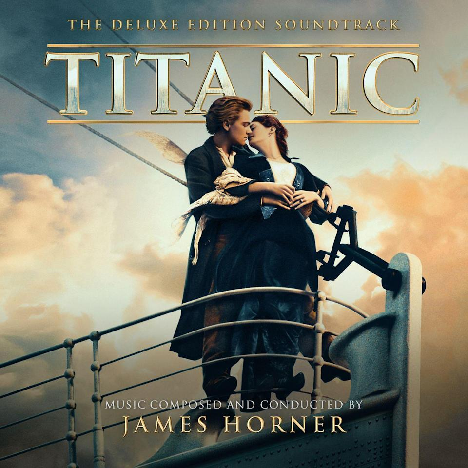 """<p>It doesn't take but a few notes of the pan flute to conjure memories of sitting in a dark theater for the third time watching James Cameron's inescapable blockbuster., Titanic. Perhaps its greatest instrument? <a href=""""https://www.oprahdaily.com/entertainment/a27331825/celine-dion-elle-interview-life-after-50/"""" rel=""""nofollow noopener"""" target=""""_blank"""" data-ylk=""""slk:Céline Dion"""" class=""""link rapid-noclick-resp"""">Céline Dion</a>, who belts out the anthem of star-crossed lovers Jack and Rose. Also...<a href=""""https://www.oprahdaily.com/entertainment/tv-movies/a28421808/leonardo-dicaprio-titanic-jack-door-scene-response/"""" rel=""""nofollow noopener"""" target=""""_blank"""" data-ylk=""""slk:there was room on that door"""" class=""""link rapid-noclick-resp"""">there was room on that door</a>. </p><p><a class=""""link rapid-noclick-resp"""" href=""""https://www.amazon.com/Heart-Will-Love-Theme-Titanic/dp/B007IJFY34/ref=sr_1_1?keywords=Heart+Will+Go+On+Celine+Dion&qid=1563497276&s=dmusic&sr=1-1&tag=syn-yahoo-20&ascsubtag=%5Bartid%7C10072.g.28435431%5Bsrc%7Cyahoo-us"""" rel=""""nofollow noopener"""" target=""""_blank"""" data-ylk=""""slk:LISTEN NOW"""">LISTEN NOW</a></p>"""