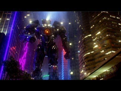 """<p>There's no subtlety or a particularly strong plot in <em>Pacific Rim</em>, but who needs that when you have kaijus fighting giant robots? It's the end of the world as the characters know it, as giant monsters attack the remaining bastions of humanity. Their only defense? Building-sized mechs that resemble giant Gundams and that require two pilots in perfect sync to operate. The action deserves to be seen in all its glory, and the film's final half hour is a destructive, exhilarating set piece that should satisfy monster lovers all over.</p><p><a class=""""link rapid-noclick-resp"""" href=""""https://play.google.com/store/movies/details/Pacific_Rim?id=BeEkAnCesxw"""" rel=""""nofollow noopener"""" target=""""_blank"""" data-ylk=""""slk:Stream It Here"""">Stream It Here</a></p><p><a href=""""https://youtu.be/5guMumPFBag"""" rel=""""nofollow noopener"""" target=""""_blank"""" data-ylk=""""slk:See the original post on Youtube"""" class=""""link rapid-noclick-resp"""">See the original post on Youtube</a></p>"""