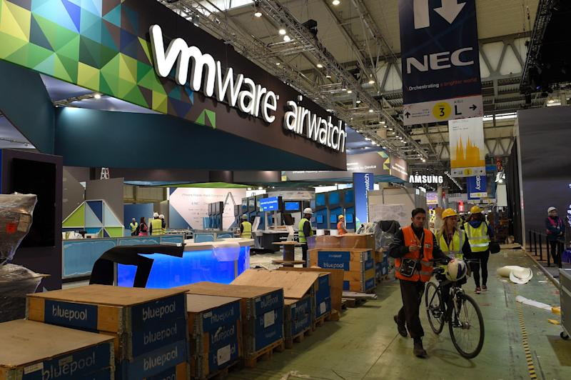 VMware Stock Gets Rating Boost from Baird Analyst