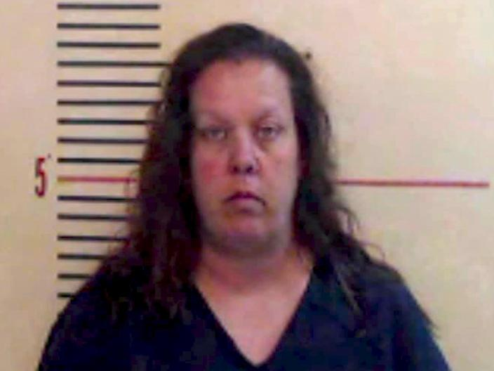 <p>Misty Lorene Cato, 43,  was arrested for an improper relationship with a student</p> (Screengrab/CBS DFW)