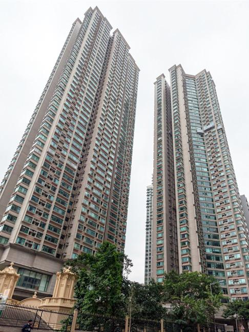 The trial focused on property payments relating to the purchase of a flat in One Robinson Place, Mid-Levels, bought for HK$10.2 million in 2004. Photo: SCMP