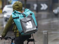 The use of meal delivery services like Uber Eats and Deliveroo in Australia has doubled in 18 months, according to new research