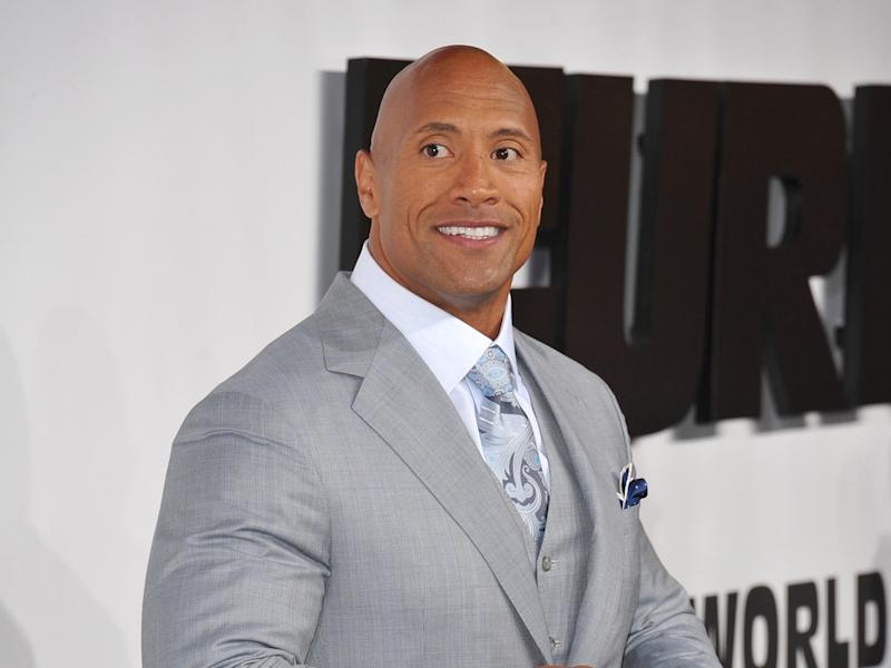 "Dwayne ""The Rock"" Johnson arbeitet an der nächsten Kinoproduktion (Bild: Featureflash Photo Agency/Shutterstock.com)"