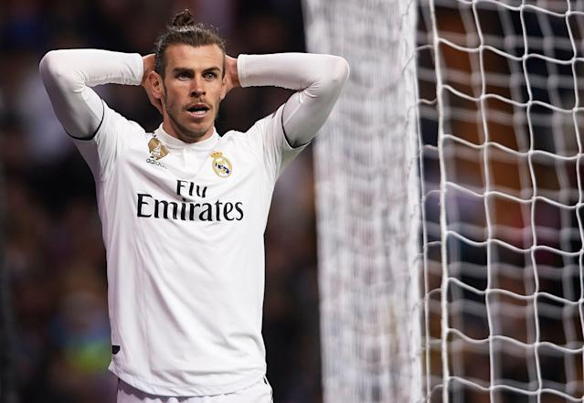 Gareth Bale and Real Madrid were eliminated from the Champions League on Tuesday by Ajax. (Getty)