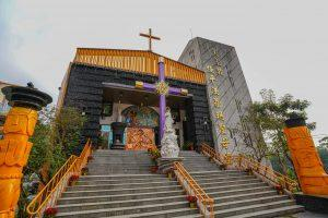 泰武佳平法蒂瑪聖母堂|Lady of Fatima Parish Church(Courtesy of FB/Pan Men-an)