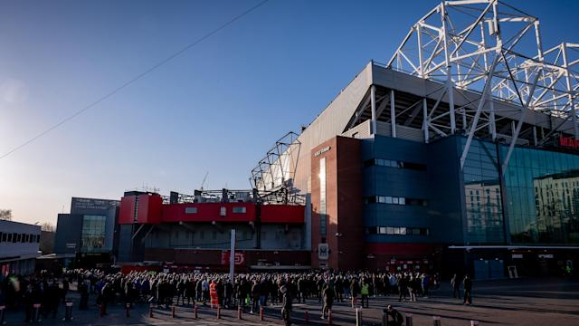 Old Trafford, Manchester, England. (Photo by Ash Donelon/Manchester United via Getty Images)