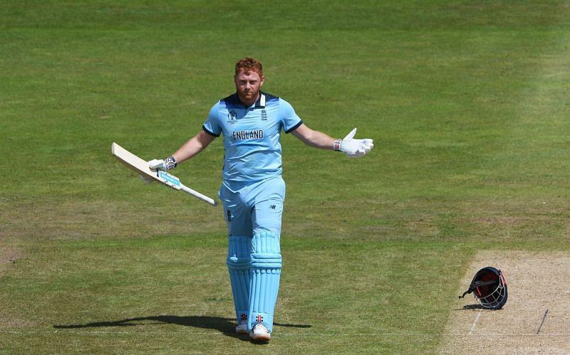 Despite the formidable opening partnership of Hales and Roy, England gave Bairstow enough chances at the top for him to deliver when it was most needed - during the crucial final fortnight of the World Cup.